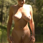 Gigi - wonderful woman with big natural tittes photo