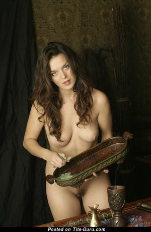 Betcee - Pretty Brunette with Pretty Defenseless Natural D Size Titties (Hd Sexual Photo)