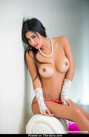 Celeste Sablich - Elegant Argentine Playboy Red Hair with Elegant Exposed Normal Tittes (Hd Sex Wallpaper)