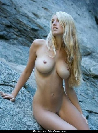 Image. Amazing lady with medium tittes image