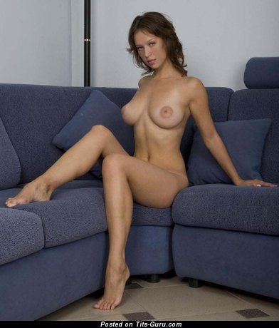 Image. Naked wonderful woman with big tittys photo