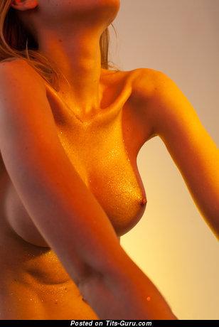 Natalie Tokeszka - Dazzling Actress with Dazzling Defenseless Mid Size Tots (Hd Xxx Image)