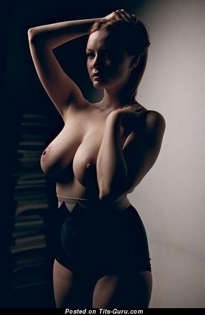 Image. Naked amazing girl with big natural tittes photo