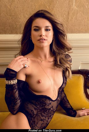 Image. Nice female with natural tittys pic