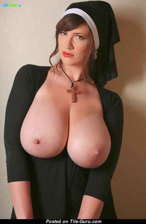 Lana Kendrick & Dazzling Glamour & Topless German Red Hair & Brunette with Dazzling Naked Ultimate Chest (Hd Xxx Picture)
