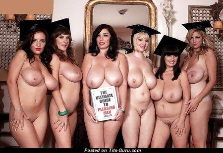 Arianna Sinn, Eden Mor, Lana Ivans, Michelle Bond, Sophie Mae, Valory Irene & Superb Brunette & Blonde Babe with Superb Nude Real Mega Balloons (Sexual Wallpaper)