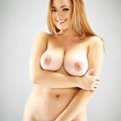Jodie Gasson - amazing female with big natural tits image