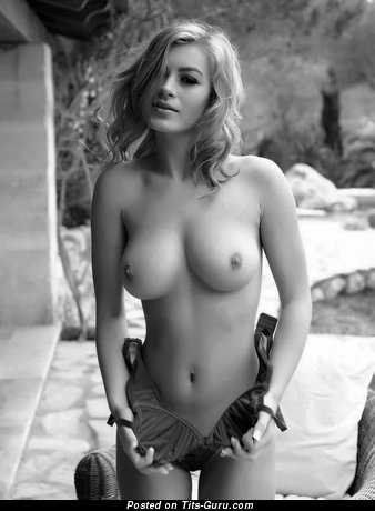 Image. Nude wonderful girl with natural tittys image
