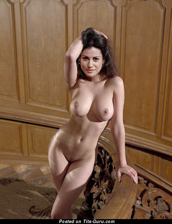 Image. Naked nice female with big boobs photo