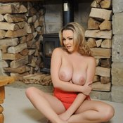 Jodie Gasson - nice girl with big boobies picture