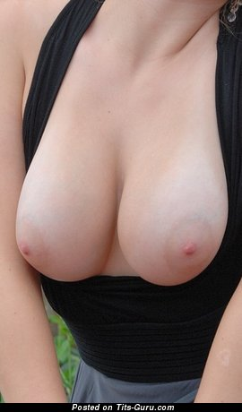 Image. Awesome lady with natural boobies photo