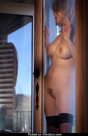 Image. Nude nice lady with medium tittys image