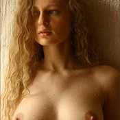 Amazing woman with big breast image