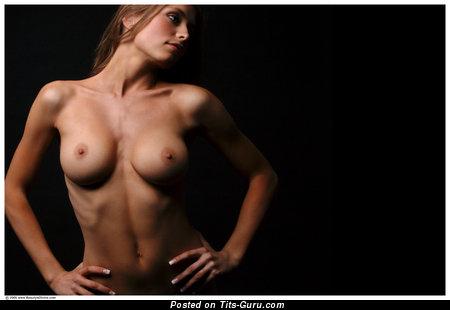 Image. Nice lady with medium tits image