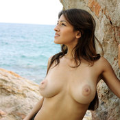 Sofi A - beautiful female with big natural breast picture