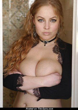Image. Erkos - nude amazing lady with huge natural boobies picture