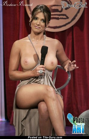 Barbara Bermudo - sexy naked wonderful female image