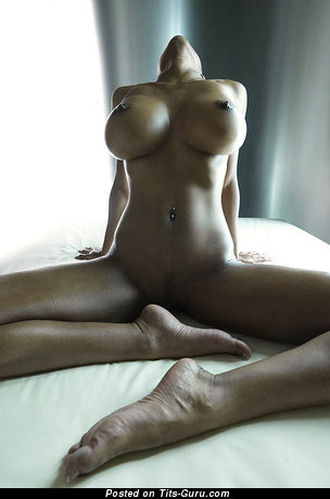 Image. Nude wonderful woman with huge tittys photo