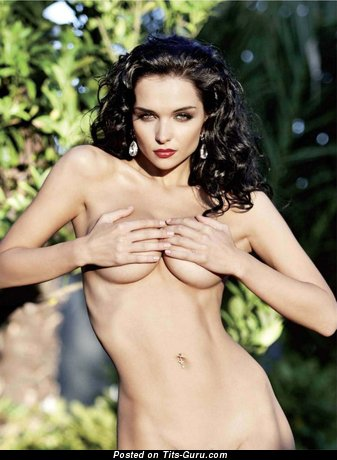 Image. Jenya D - nude amazing woman with big natural breast image