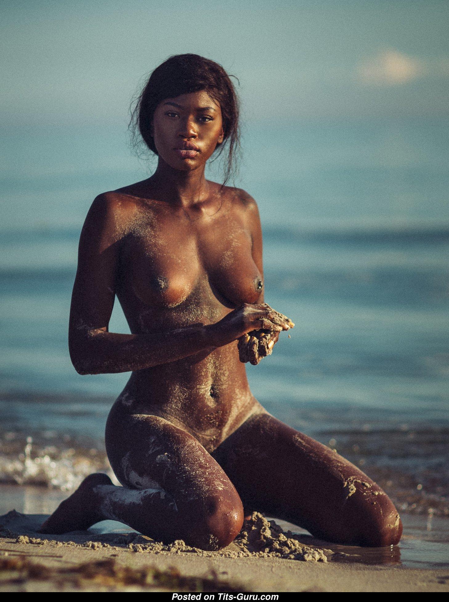 Naomi Nash - Ebony Girlfriend  Babe With Nude Real -8238
