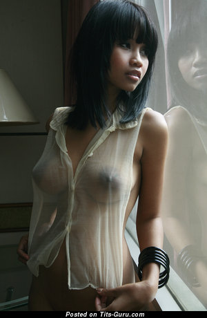 Image. Wonderful woman with big natural breast pic
