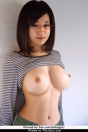 Image. Yui At Home At - naked beautiful woman with big boobies pic