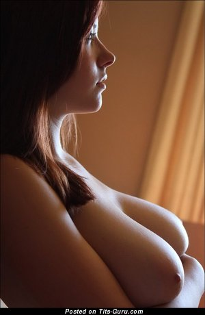 Image. Nude amazing lady with big natural tittys image