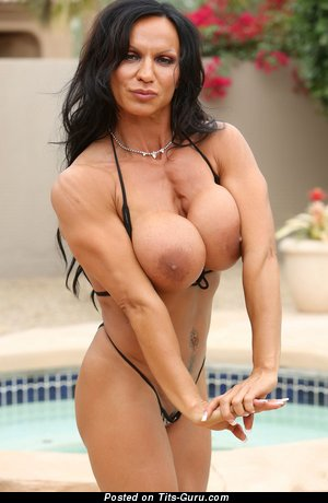 Image. Rhonda Lee - nude nice female with big boob pic