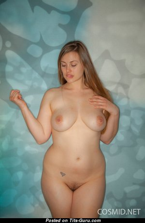 Fascinating Undressed Blonde (Hd Sexual Picture)
