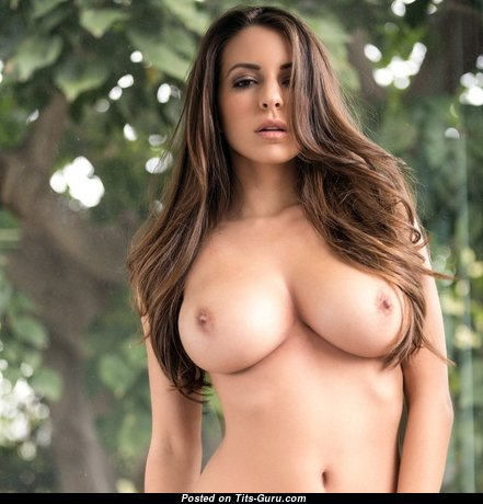 Shelby Chesnes - Sexy American Playboy Red Hair Girlfriend & Babe with Sexy Naked Natural C Size Busts & Piercing (Porn Picture)