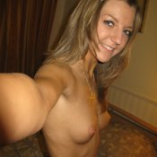 Awesome female with small natural tittys photo