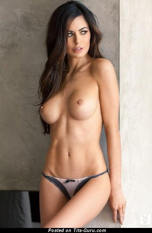 Image. Nude hot female with big tits photo