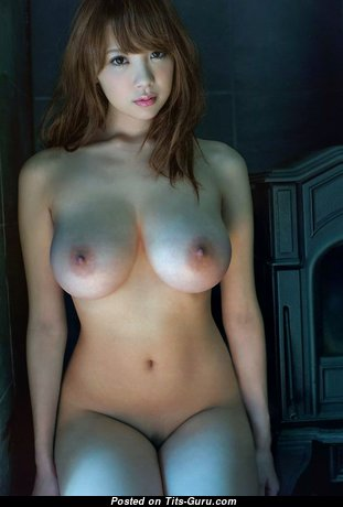 Charming Nude Asian Babe (Hd Sexual Photo)