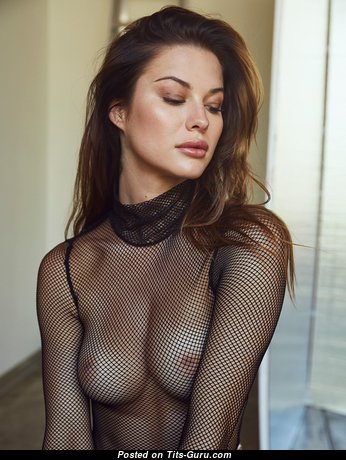 Awesome Non-Nude Babe with Awesome Natural Tittys (Hd Porn Pic)