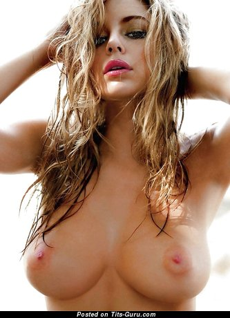 Image. Keeley Hazell - naked hot lady image