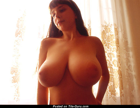 Image. Nude nice female with huge natural tittys photo