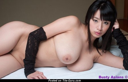 Hana Haruna - The Nicest Japanese Pornstar & Babe with The Nicest Nude Real Average Boobys (Hd Sexual Image)