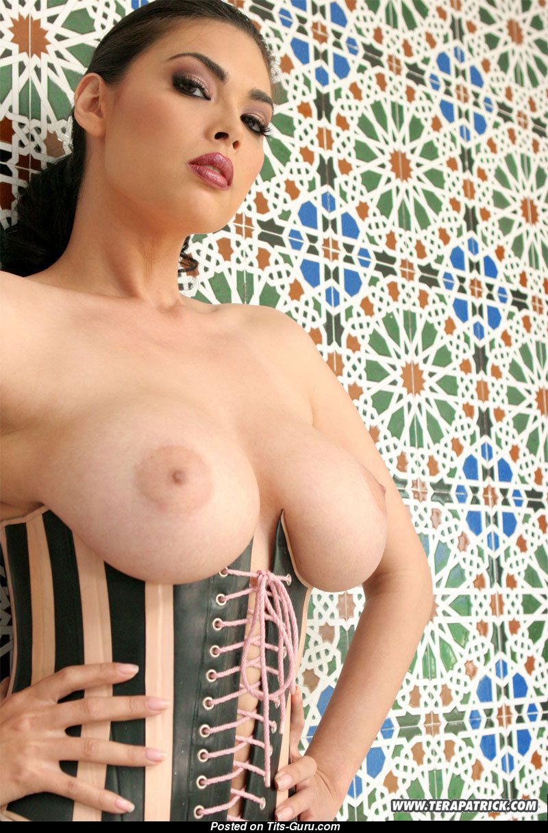 Tera Patrick - Charming Naked American Brunette Pornstar with Tattoo (Hd Sex  Foto)