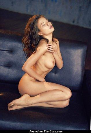 Viktoriia Aliko - Adorable Babe with Adorable Naked Natural Very Small Knockers (18+ Pix)