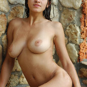 Sofi A - wonderful female with big natural tots photo