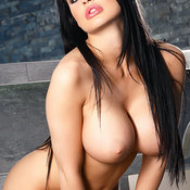 Aletta Ocean - wonderful girl with big fake boobies picture
