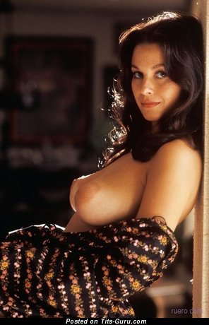 Lana Wood - sexy nude amazing woman with medium natural tots vintage