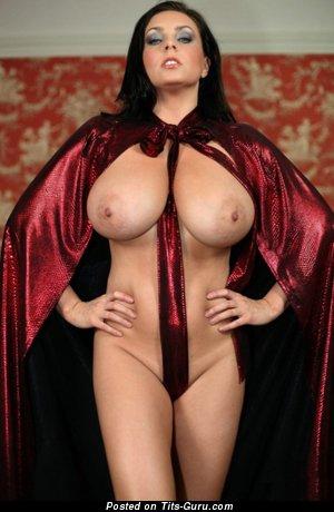 Image. Naked wonderful female with natural tittys image