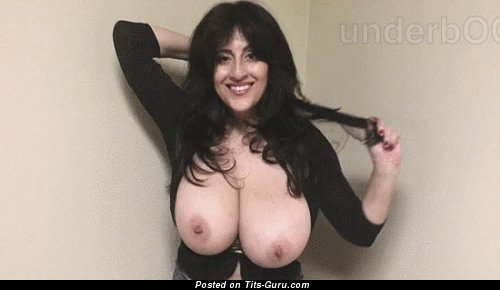 Image. Naked nice woman with big boobs gif