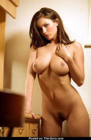 Image. Sexy naked nice female with big natural tittes picture