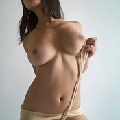 Asian brunette with big tittys picture