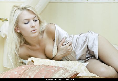 Екатерина Гаврилко - Fascinating Blonde with Fascinating Naked Natural Average Boobys (Hd Xxx Pix)