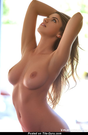 Image. Jessica Workman - nude nice lady with medium natural tittes image