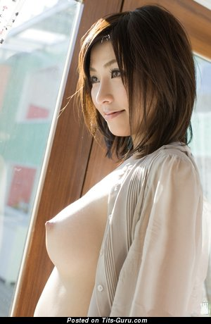 Akari Asashina - Gorgeous Asian Gal with Nice Bald Modest Breasts (Hd Sexual Foto)