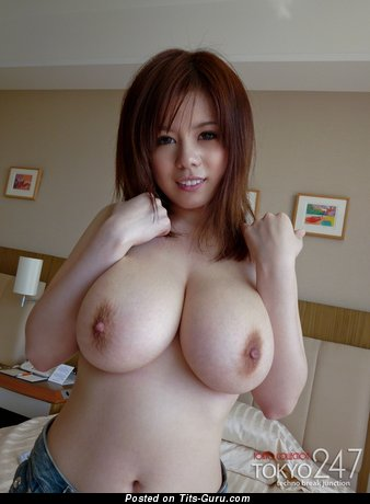 Aika Suzuki - nude asian with huge natural boobies image